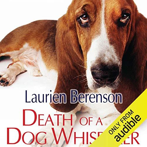 Death of a Dog Whisperer cover art