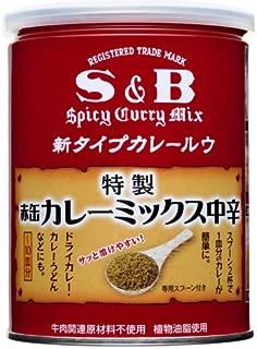 S&B 赤缶 カレーミックス 200g