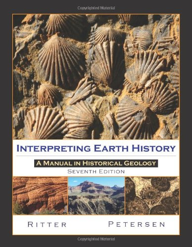 Interpreting Earth History: A Manual in Historical Geology