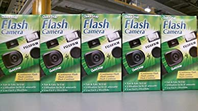 Fujifilm QuickSnap 400 Speed Single Use Camera with Flash