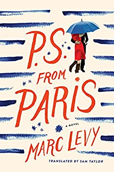 P.S. from Paris (UK edition) by [Marc Levy, Sam Taylor]