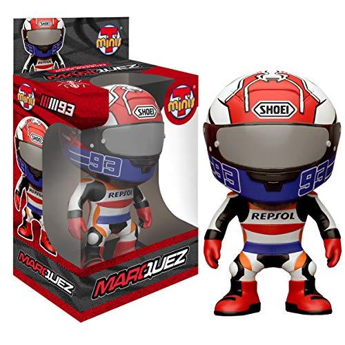 T MINIS T Mini Marc Márquez con casco (IMEX MM93HELMINI)