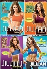 Jillian Michaels 30 Day Shred 6 Week Six-Pack Biggest Loser