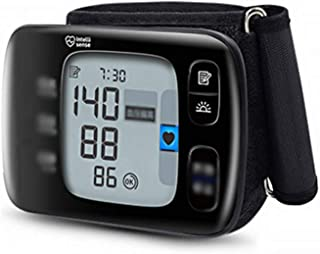 Blood Pressure Monitor Wrist Electronic Blood Pressure Monitor for Home Wrist Blood Pressure Meter Accurate Measurement Household Electronic Blood Pressure Monitor