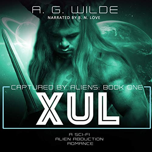 Xul (A Sci-fi Alien Abduction Romance) cover art
