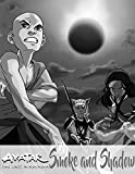 Avatar: The Last Airbender Smoke and Shadow Nickelodeon Avatar American fantasy and adventure anime comic fan (English Edition)