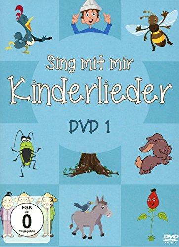 Sing mit mir Kinderlieder - DVD 1