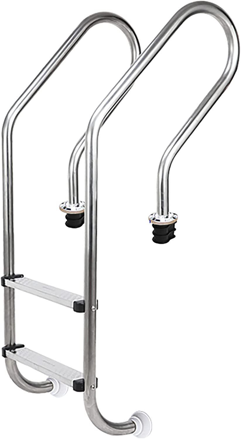Swimming Pool Sale special price Ladder 2 Stainless Handr Super-cheap Step Steel