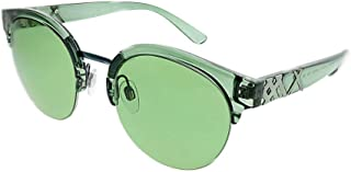 Burberry Sunglass For Women, Round, Be4241 3673/252 - Green