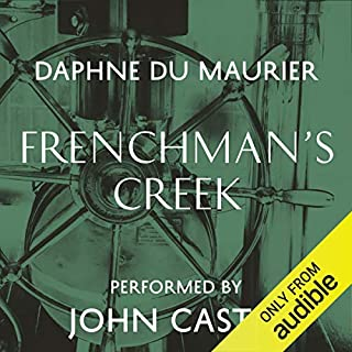 Frenchman's Creek audiobook cover art