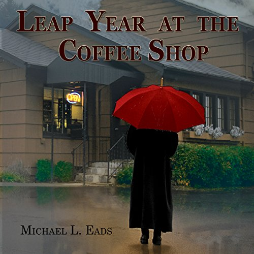 Leap Year at the Coffee Shop audiobook cover art