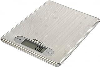 HoMedics Ultra Thin Stainless Steel Digital Kitchen Scale 11 lb Capacity KS-500