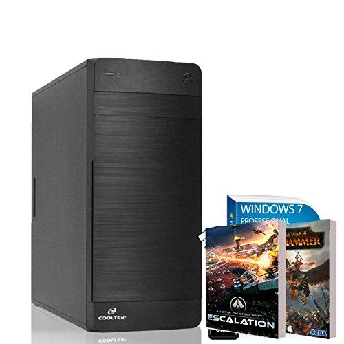 Agando Agando Silent-Allround & Business Pc   Intel Core I7 4790 4X 3.6Ghz   Turbo 4.0Ghz   Intel Hd Grafik 1,7 Gb   8Gb Ram   120Gb Ssd   1000Gb Hdd   Dvd-Rw   Usb3.0