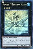 Yu-Gi-Oh! - Number 17: Leviathan Dragon (GENF-EN039) - Generation Force - Unlimited Edition - Ghost Rare