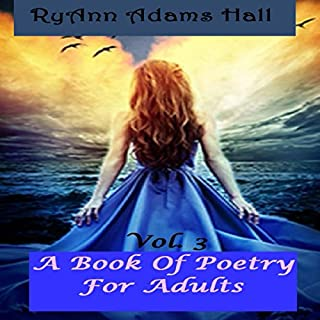 A Book of Poetry for Adults audiobook cover art