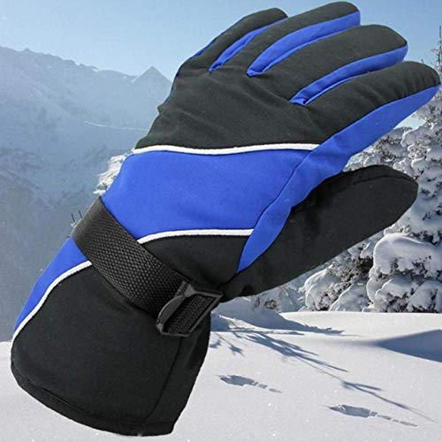Soul hill handschoenen waterdicht koud-proof warme handschoenen mannen outdoor handschoen winter ski sneeuw sneeuwscooter snowboard volledige vinger skiën handschoenen
