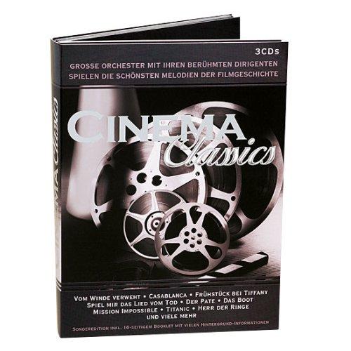 Tchibo CD-Box Cinema Classics 3er-Set