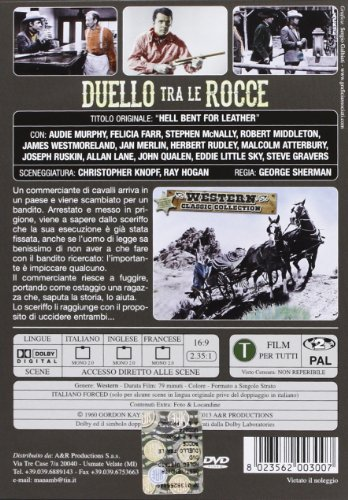 duello tra le rocce dvd Italian Import [2013]