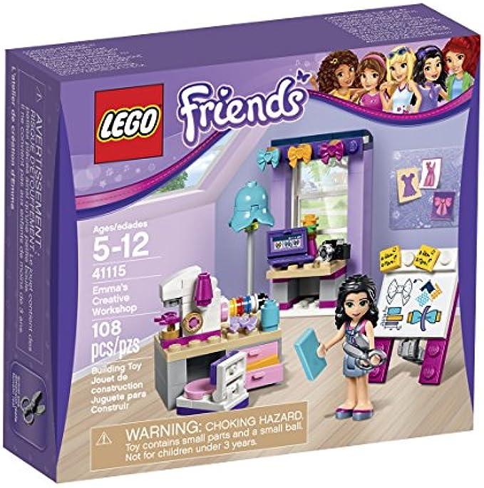 LEGO Friends 41115 Emma's Creative Workshop