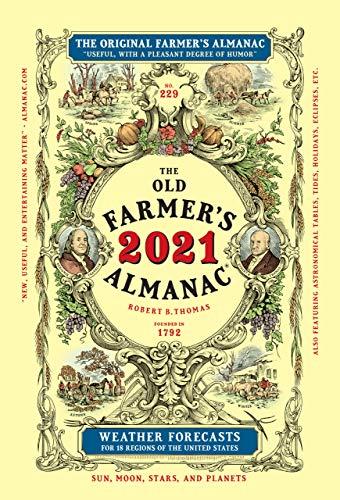 The Old Farmer's Almanac 2021 by [Old Farmer's Almanac]