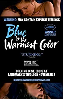 Blue Is The Warmest Color Movie Poster 11