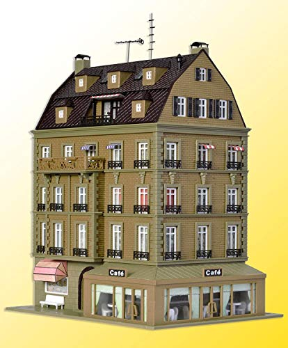 Café aménagé H0 Vollmer 43783 1 pc(s)