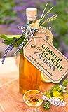 Geister in die Flasche zaubern: Kräuterliköre ganzjährig selber machen