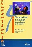 Discapacidad E Inclusión. Manual De Docencia (Psicologia (amaru))