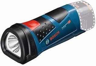 Bosch Professional 12V System accu LED zaklamp GLI 12V-80 (80 lumen, zonder accu en oplader, in doos)