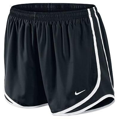 Nike Lady Tempo Running Shorts - Small - Black
