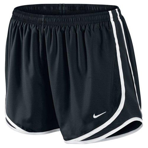 Nike Lady Tempo Running Shorts - Large - Black