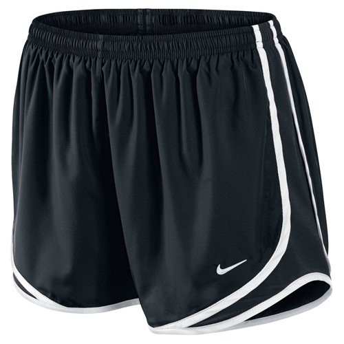 Nike Tempo Short Femme, Multicolored (Black/White), XXXL