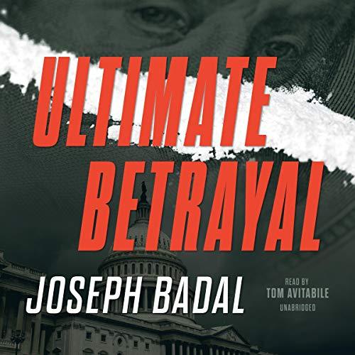 Ultimate Betrayal Titelbild