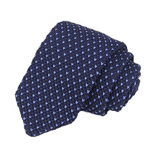 YYB-Tie Mode binden Spitz Lange Stricken Wolle Krawatte Mode Vintage Stricken Krawatte (Color : 09, Size : 148~150cm*6cm*4cm)