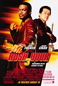 Rush Hour 3 Poster Movie  27 x 40 Inches - 69cm x 102cm   2007   Style C