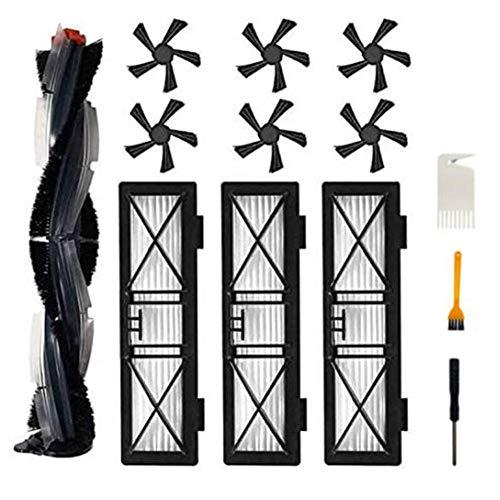 Haude Piezas de Repuesto para Neato Botvac D Series D3 D4 D5 D6 D7 D75 D80 D85 Robot Aspirador Kit de Accesorios Que Incluye