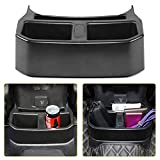 JeCar Rear Cup Holder Floor Console Mounted Drink Holder Rear...