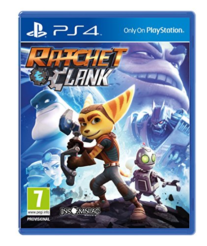 Ratchet and Clank - PlayStation 4 - [Edizione: Regno Unito]