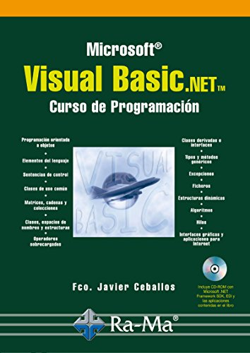 Visual Basic.NET. Curso de Programación (Profesional)