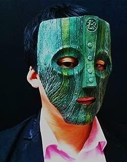 Gmasking Latex Loki Cosplay Mask Replica