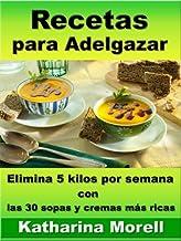 Recetas para Adelgazar - Elimina 5 kilos por semana con las
