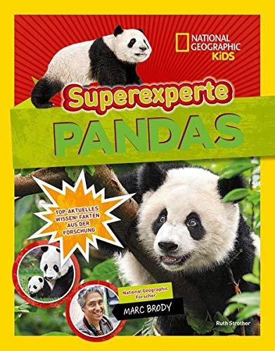 Superexperte Pandas. National Geographic KiDS