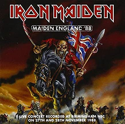 Maiden England '88 (Vinyl)