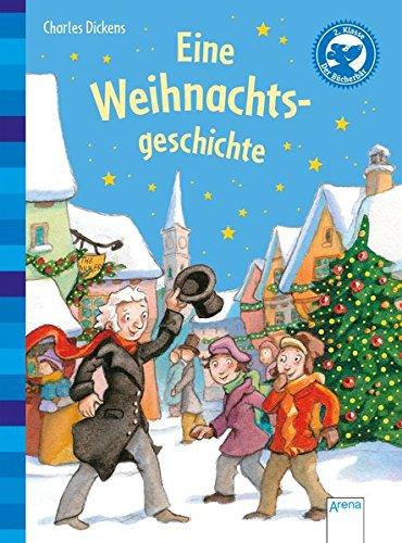 Eine Weihnachtsgeschichte: Der Bücherbär: Klassiker für Erstleser: Der Bcherbr. Klassiker fr Erstleser