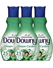Downy Concentrate Fabric Softener Dream Garden 1L 2+1 Pack