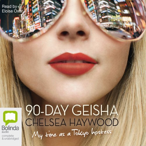 The 90-Day Geisha cover art
