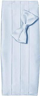 Tuxedo Cummerbund with Matching Bow Tie Set