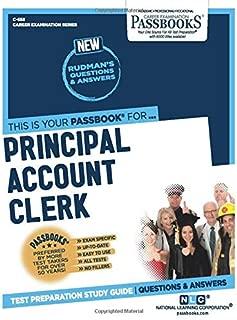 Principal Account Clerk (Career Examination Series)