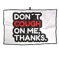 咳をしないでください ルフタオルア ウトドア活動ポータブル男性女性タオルスポーツタオル