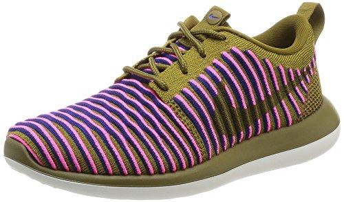 Nike 844929-300 Trail Running Shoes, Woman, Green, 38